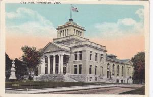 Exterior,  City Hall,  Torrington,  Connecticut,   00-10s
