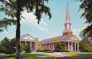 Georgia Dalton First Methodist Church