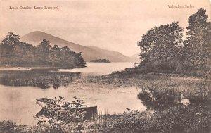 Luss Straits Loch Lomond Scotland, UK Unused
