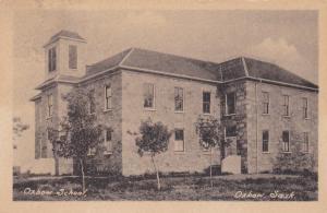 School , OXBOW , Saskatchewan , Canada , 1930