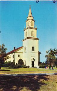Post Chapel, FORT BRAGG, North Carolina, 40-60'