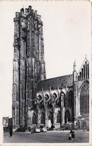 Belgium Mechelen Hoofdkerk St Roumboul 1914