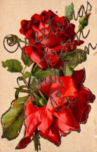 Pennsylvania Greetings From Jeryman With Roses