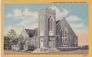 Delaware Lewes Bethel Methodist Church Curteich