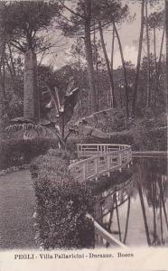 Villa Pallavicini- Durazzo, Bosco, Pegli (Genoa), Liguria, Italy, 1900-1910s