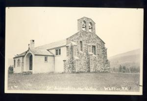 Whittier, New Hampshire/NH Postcard, St Andrews-In-The-Valley