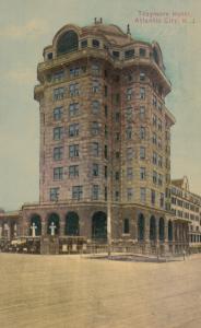 ATLANTIC CITY , New Jersey , 00-10s ; Traymore Hotel