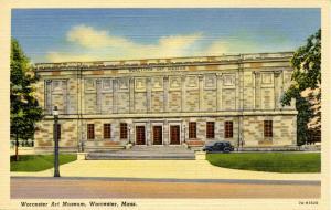 MA - Worcester. Worcester Art Museum