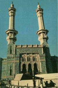 PC CPA SAUDI ARABIA, HOLY MOSQUE, MECCA, Modern Postcard (b22472)