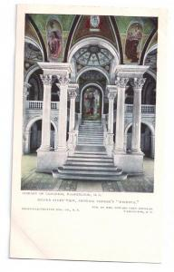 Library of Congress Secon Story Washington D.C. UDB c1904