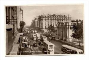 RP, Buses, Marble Arch, East Oxford Street, London, England, 10-30s