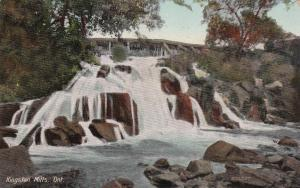 KINGSTON MILLS , Ontario, Canada; 00-10s ; Waterfall