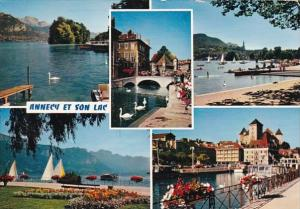France Annecy Multi View 1970