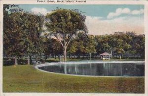 Illinois Punch Bowl Rock Island Arsenal