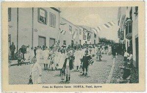 02397 ETHNIC vintage postcard: PORTUGAL - AZORES Açores NICE!