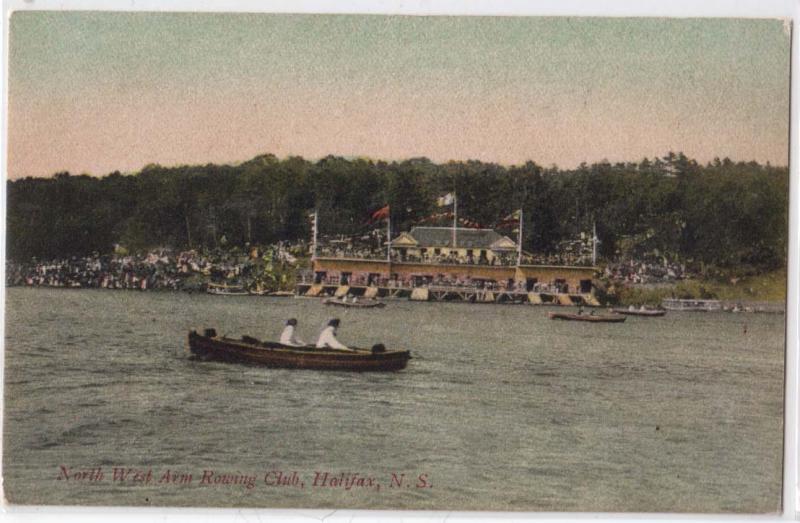 North West Arm Rowing Club, Halifax NS