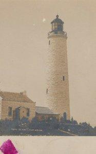 RP: COVE ISLAND , Ontario , 1901-07 ; LIGHTHOUSE