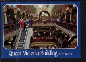 Queen Victoria Building,Sydney,Australia BIN