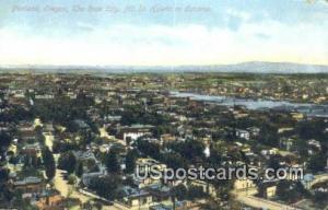Rose City, Mt St Helens Portland OR 1917