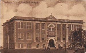 MEDFORD, Oregon; Jackson School, PU-1913