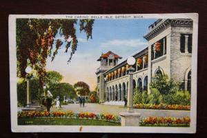 The Casino Bell Isle, Detroit Michigan - United News Company