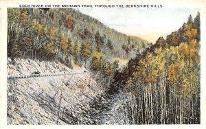 Cold River Mohawk Trail, Massachusetts through the Berkshire Hills.