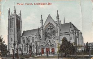 uk25069 parish church leamington  uk
