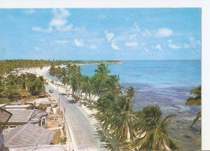 Postal 048823 : San Andres (Isla) Colombia. Aspecto panoramico a orillas de l...