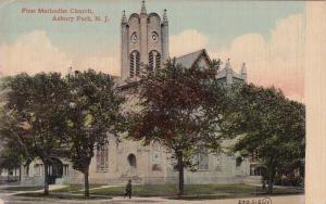 ASBURY PARK , New Jersey, 00-10s ; First Methodist Church,