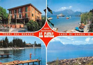 Italy Torri del Benaco Lago di Garda Verona Hotel Ristorante Al Caval