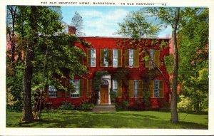 Kentucky Bardstown The Old Kentucky Home