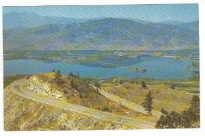 Anarachist Mountain Highway International Viewpoint, British Columbia, Canada...