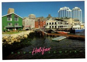 5 X 7 inch, Historic Properties, Halifax  Nova Scotia