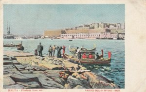 MALTA - Floriana from Sea, 00-10s