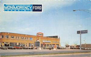 La Prairie PQ Montmorency Ford Mustang Automobile Dealer~Texaco Gas Station~1971