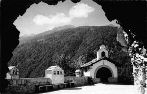 Switzerland Chapelle des Pontis, Val d'Anniviers AK
