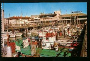 Fisherman's Wharf San Francisco - 1960s - Unused
