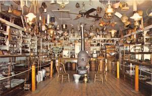 Minden Nebraska~Pioneer Village-Old General Store~Replica of Stamford Store~'50s