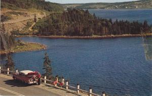 Scene on the beautiful Eastern Shore of Nova Scotia,  Canada,  40-60s