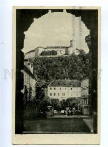 236422 SLOVENIA Zidani Most Alexander University 1937 ye RPPC