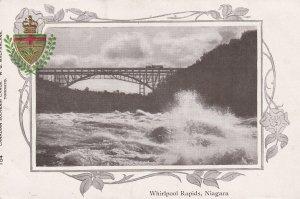 NIAGARA FALLS, Ontario, Canada, 1900-1910's; Whirlpool Rapids