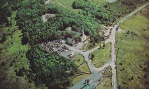 Sanctuaire du Sacre-Coeur , BEAUVOIR - Sherbrooke , Quebec  , Canada , 50-60s