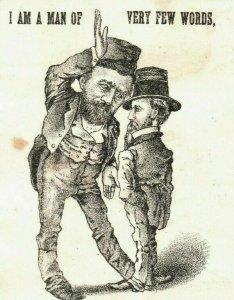 1870's Batchelor Bros. Cigars President Grant P165