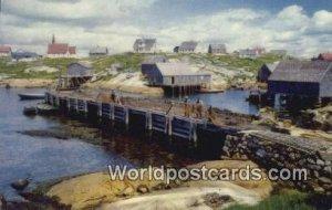 Peggy's Cove Nova Scotia Canada Unused