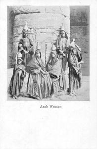 Yemen Arab Native Women with Pottery Pots
