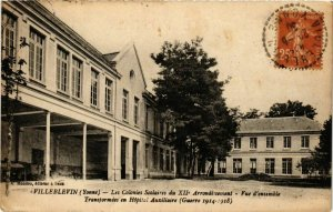 CPA Villeblevin - Les Colonies Scolaires du XIIe Arrondissement FRANCE (961034)