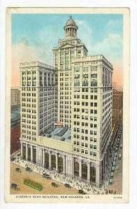 New Orleans, Lousiana, PU-1919   Hibernia Bank Building