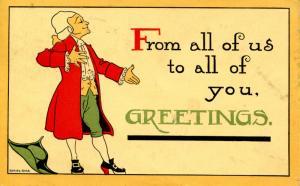 Greeting - General Greetings