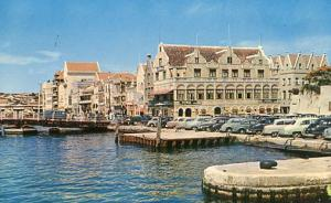 Netherland Antilles - Curacao, Penha Building