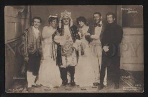 102895 ROBERT u. BERTRAM Ballet COMIC DANCER Vintage PHOTO PC
